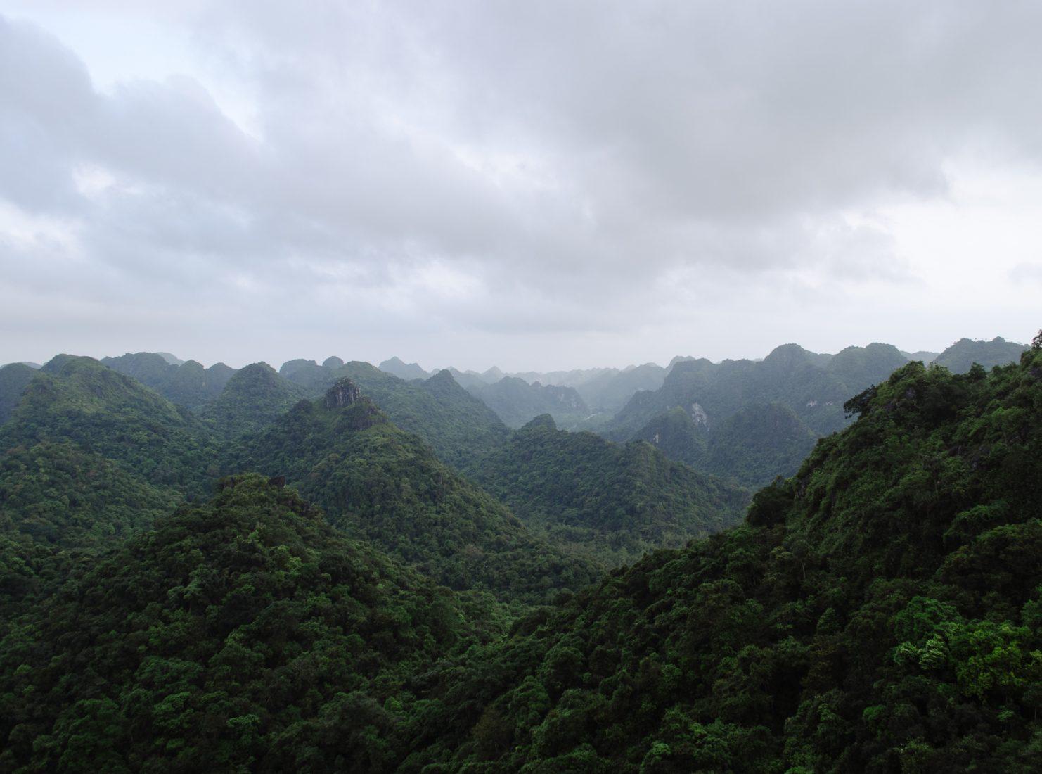 Остров Кат ба Вьетнам