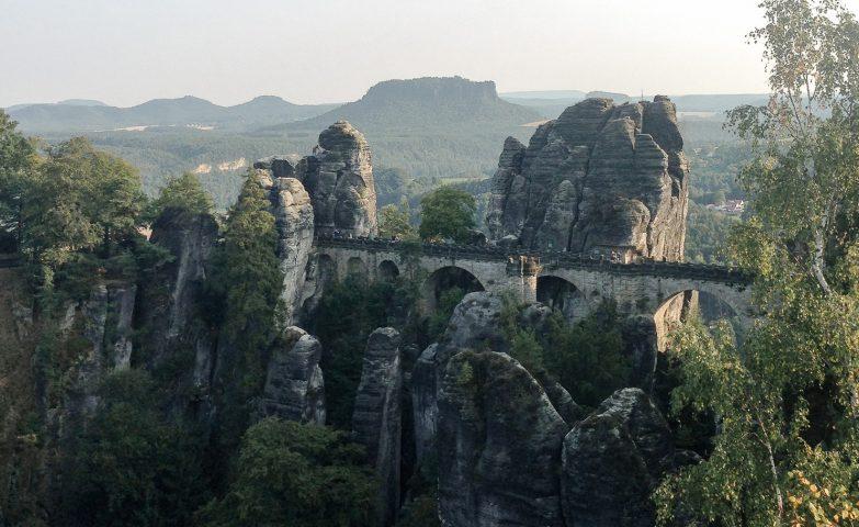 Мост бастай экскурсия из дрездена