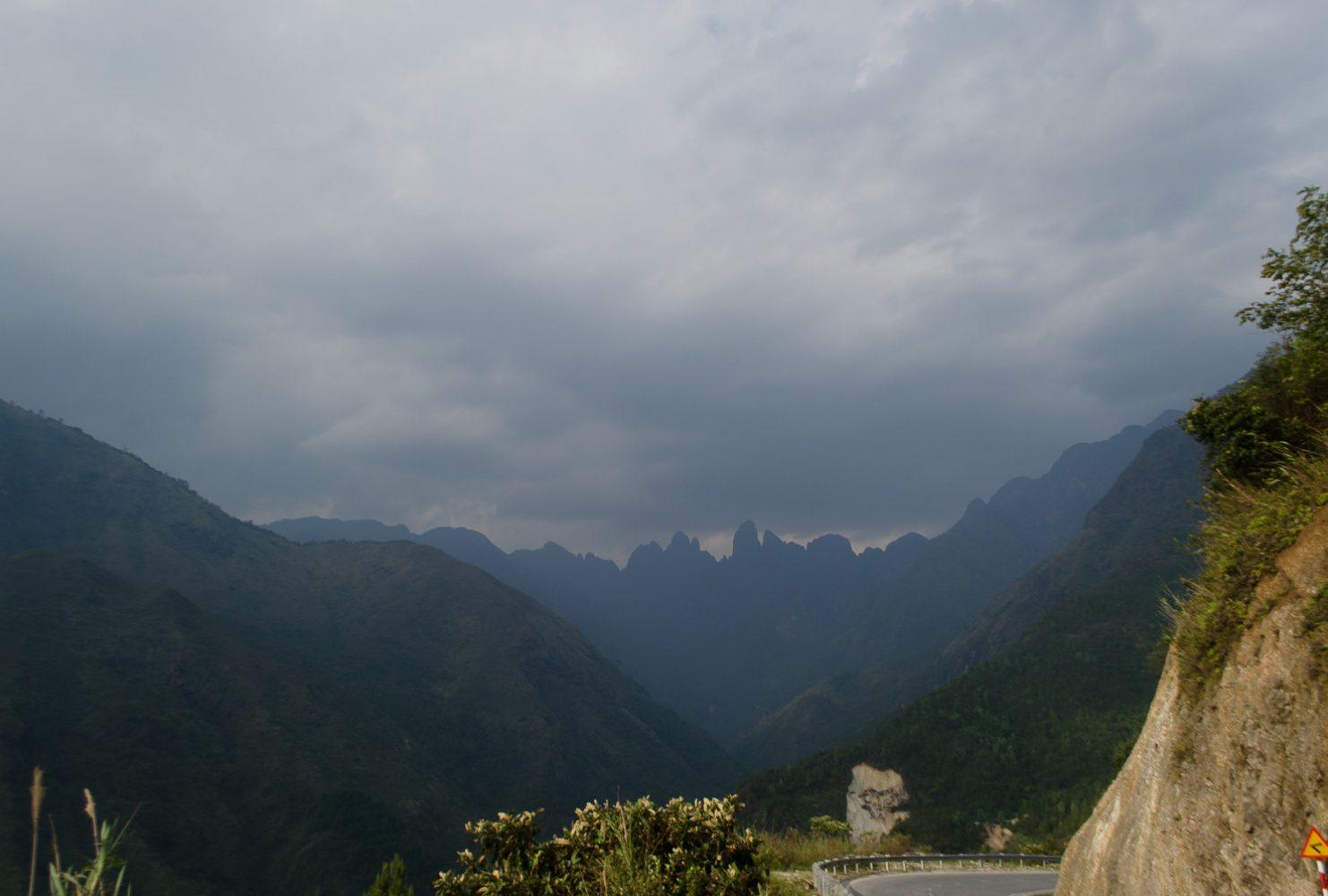 Гора Фансипан, Вьетнам