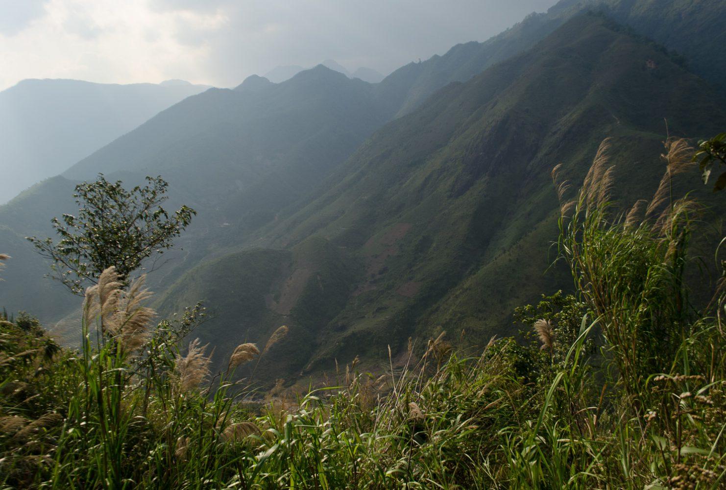 Горы в Сапе