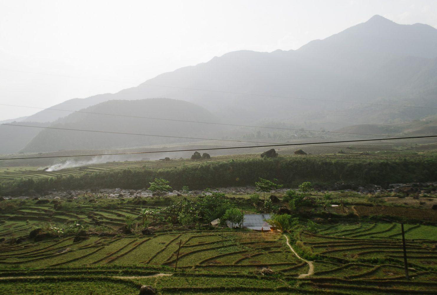 Сельская жизнь во Вьетнаме