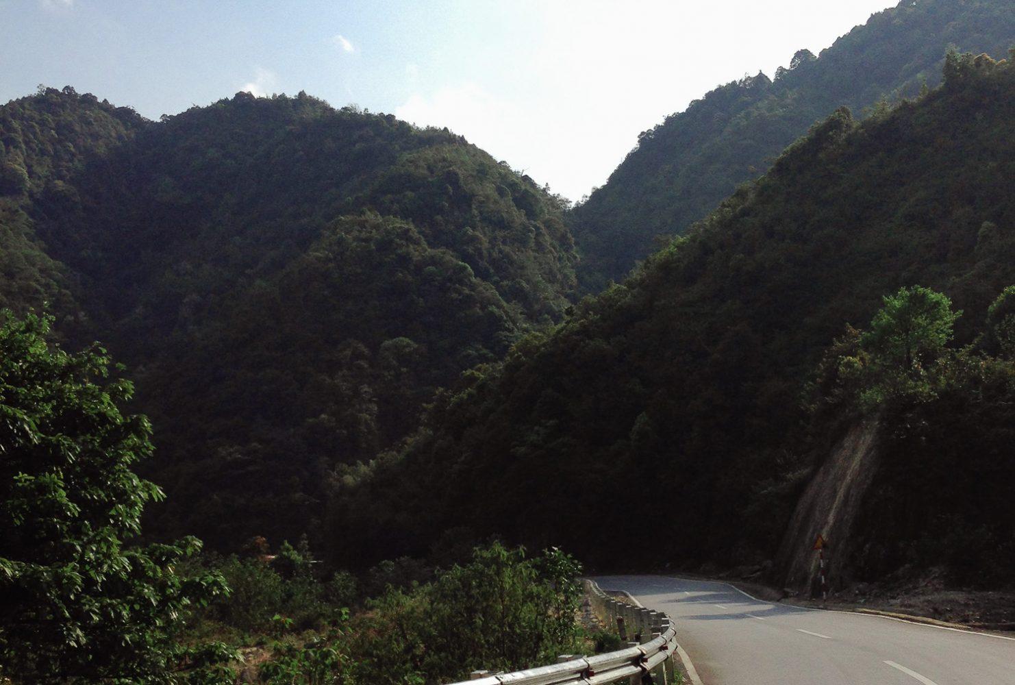 Дорога во Вьетнаме
