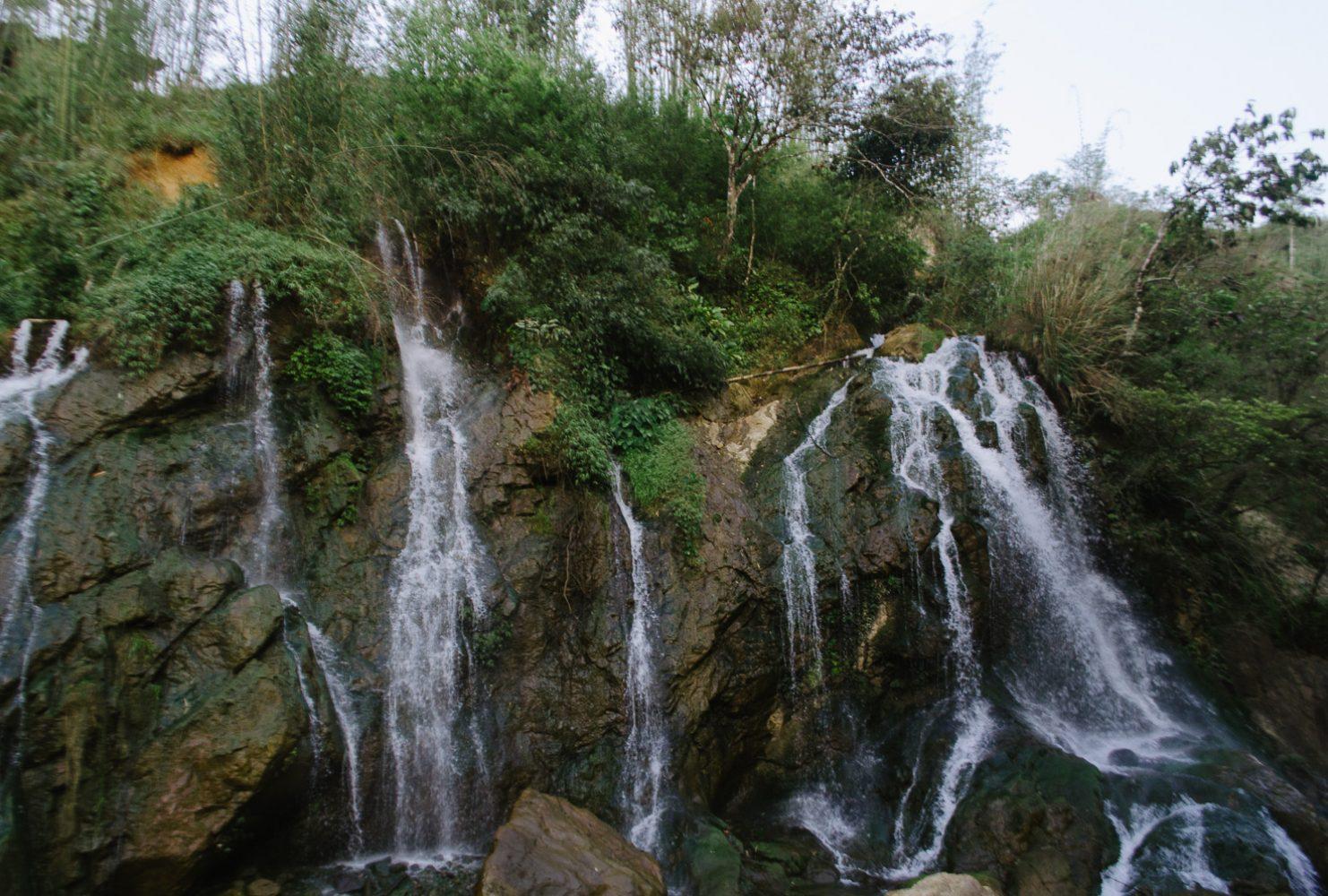 Кат-Кат — водопад