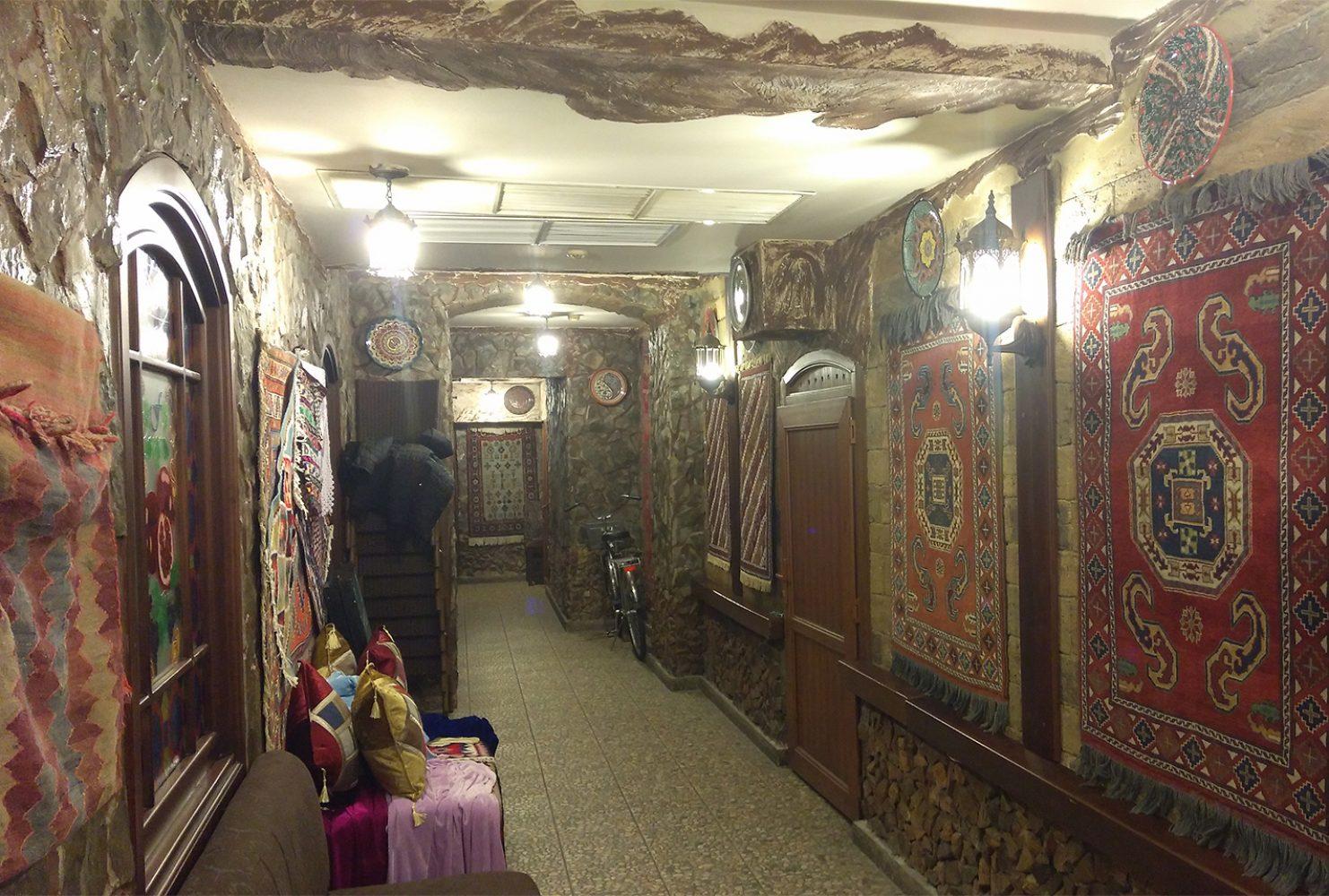 Фируза ресторан в Баку