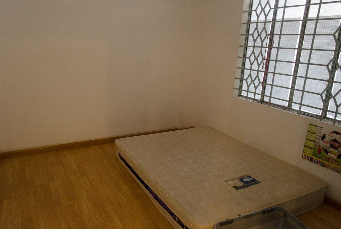 Этой комнатой не пользовались ни разу)